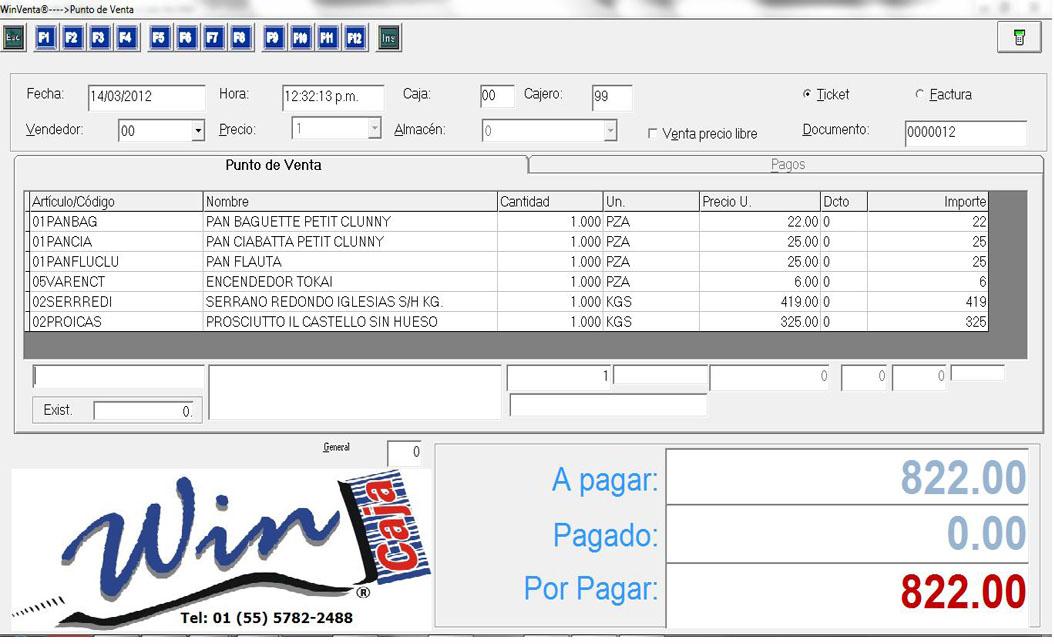 Wincaja v5 full punto de venta downloads free for Formatos y controles para restaurantes gratis